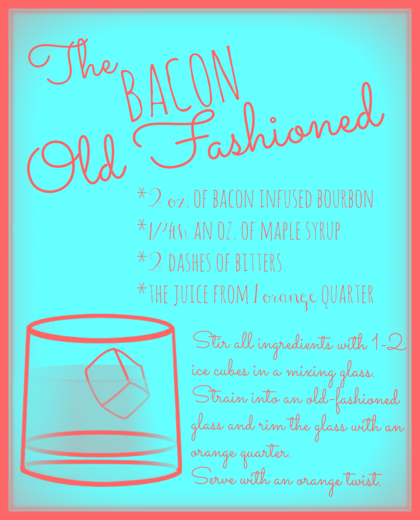 Bacon Old Fashioned Receipe