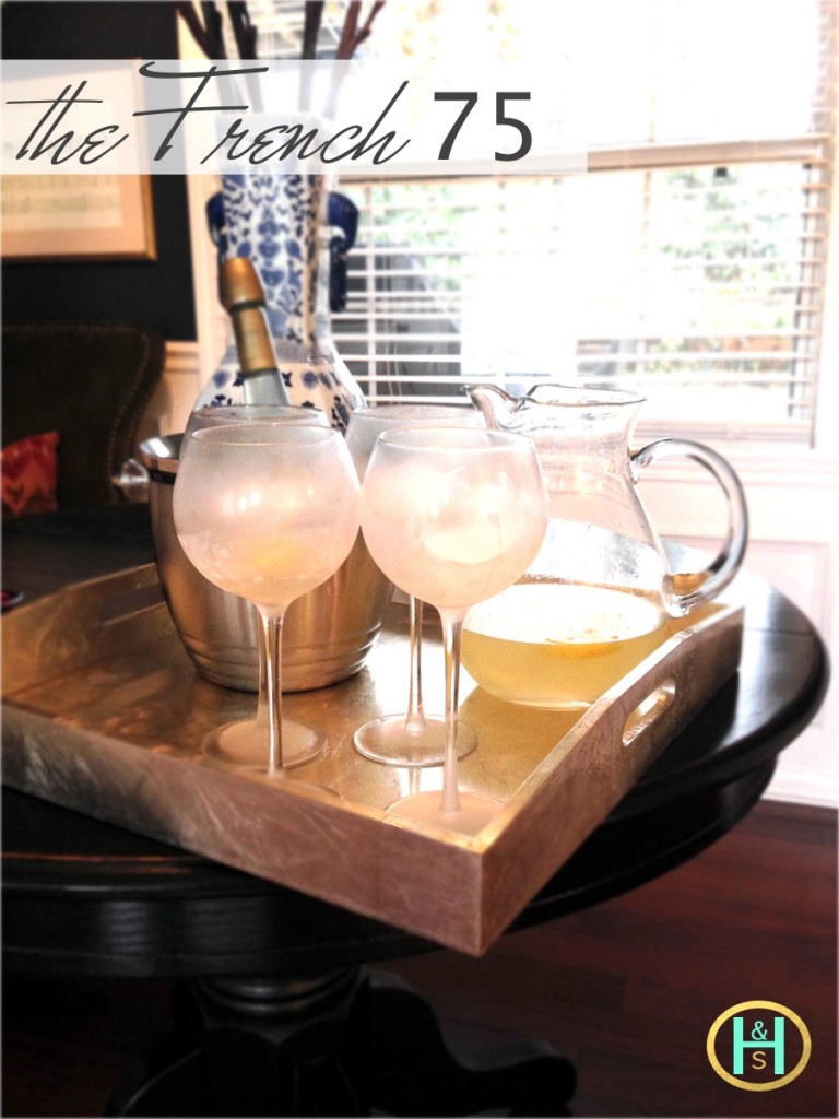 The French 75s