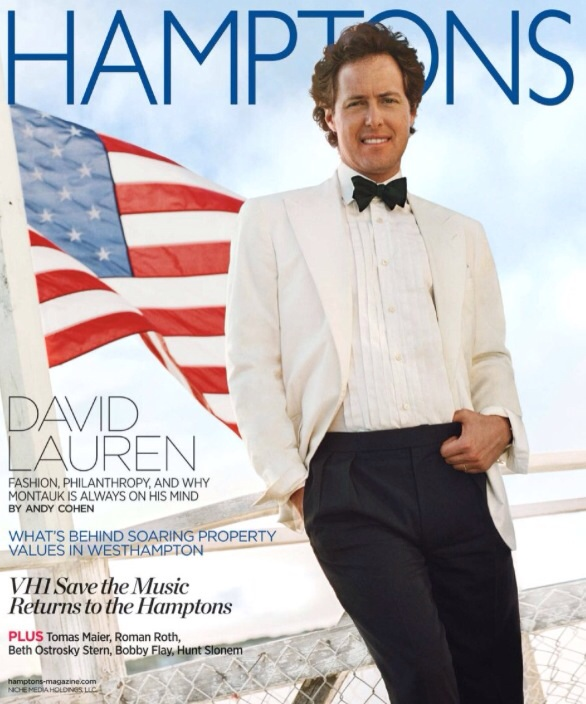 The Hamptons - a monthly publication
