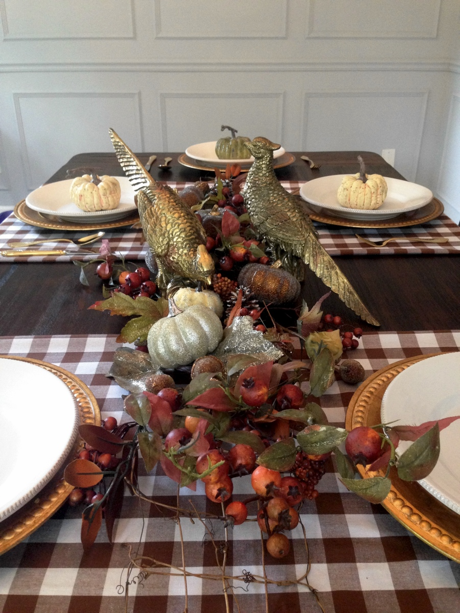 Fall Table Scapes Fall Tablescapes Host And Serve