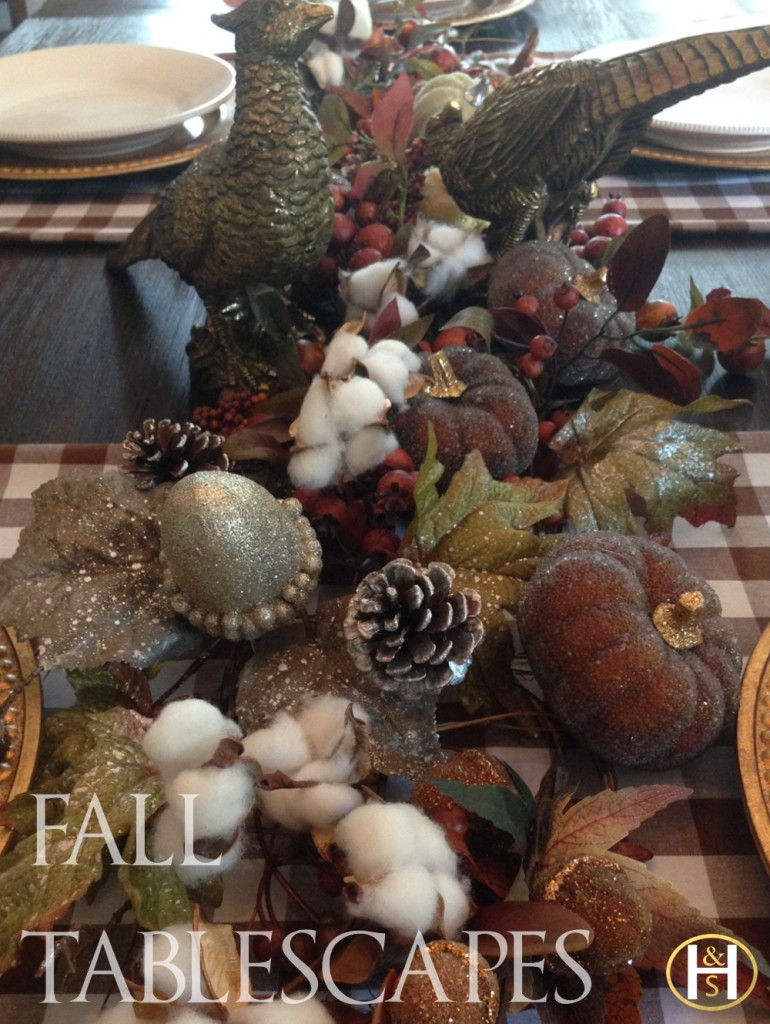 Rustic Southern Chic for Fall