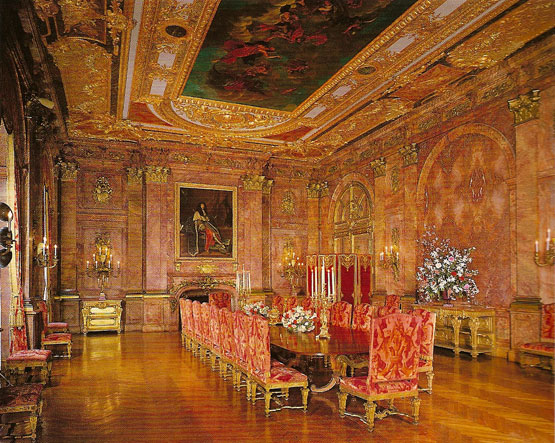 Dining Room at Marble House