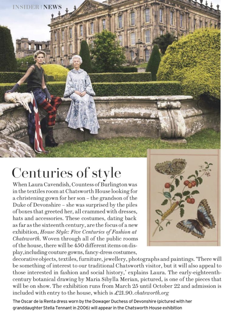 from Home and Gardens Magazine